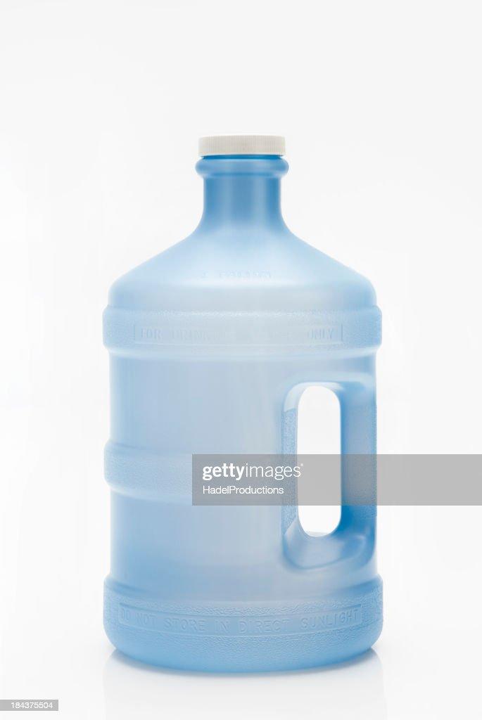 Blue 1 Gallon Water Jug