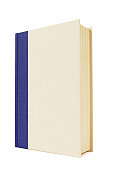 Blue and cream hardback book standing upright against a white background.  I am building an interesting collection of books.  If you'd like to see my complete collection please CLICK HERE.  Alternativ