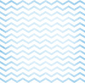 Blue and white zigzag background. Paper texture.