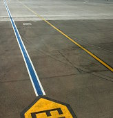 Blue and Yellow lines