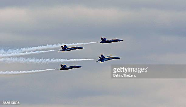 Blue Angels flight