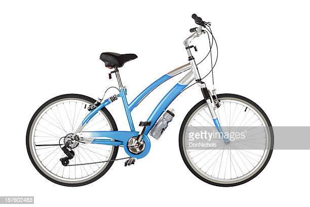 Blue Fahrrad