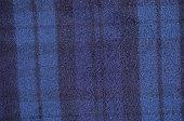 Blue Black Plaid Background