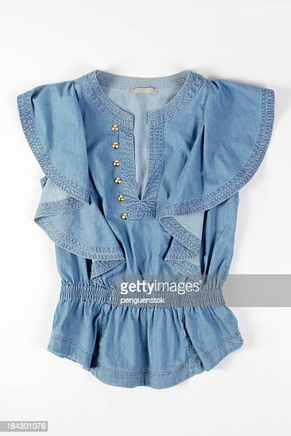 blue Bluse