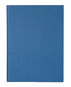 XL Blue book cover