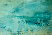 abstract grungy painting background or texture