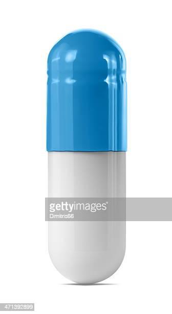 Blue Kapsel