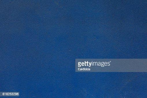 Blue cement : Foto de stock