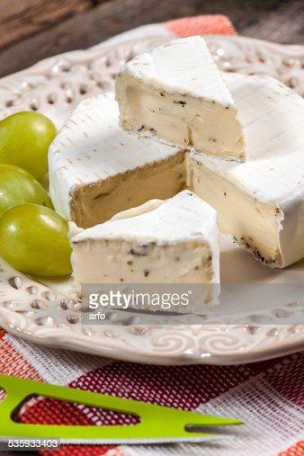 Blue cheese. : Stock Photo