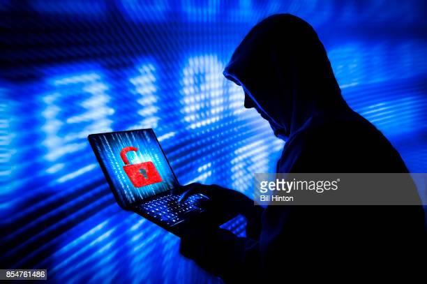 blue code hacker
