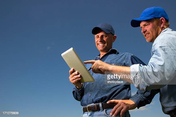 Blue Collar and Tablet PC