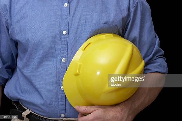 Collier bleu-Construction