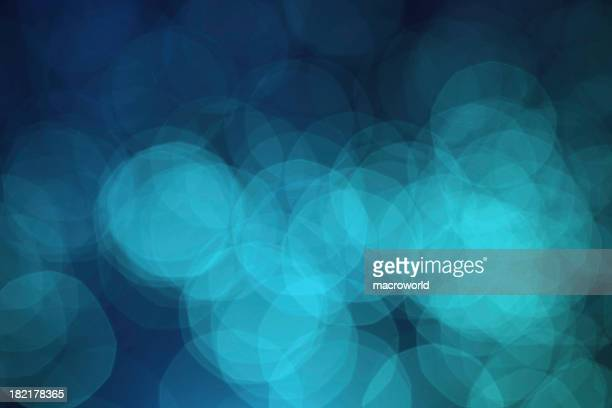A blue defocused background design