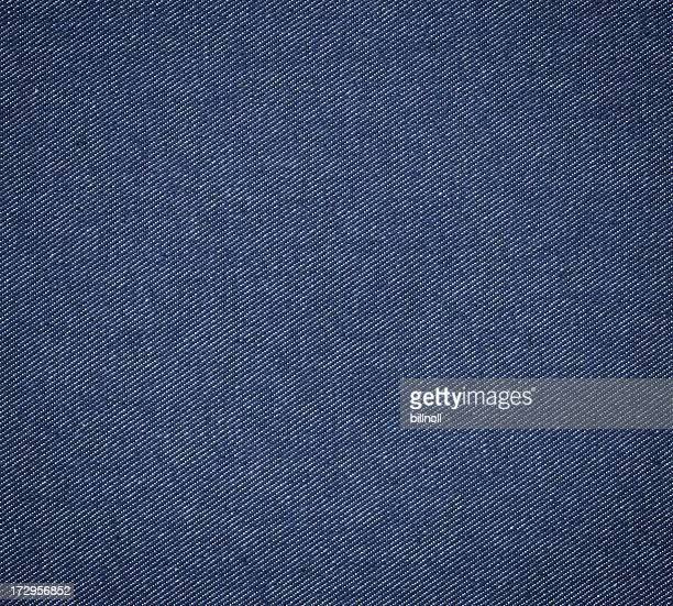 Azul tecido denim