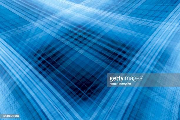 ブルーのデジタルクロスローズ背景