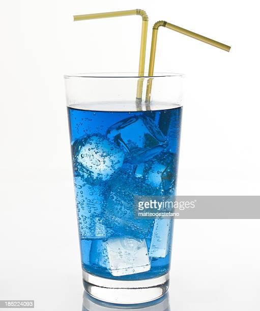 blue verre