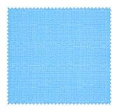 Blue Fabric Swatch