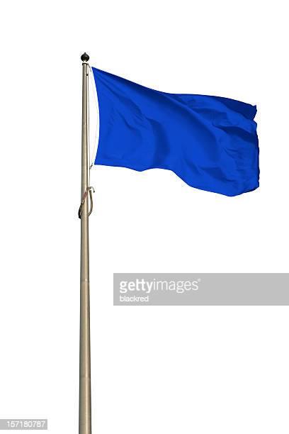 Blue Flagge