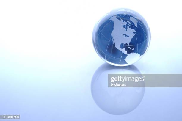 ブルーの世界