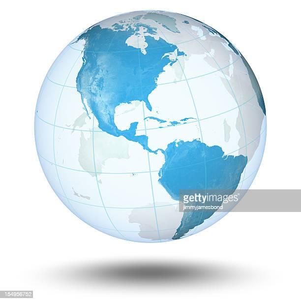 Bleu Globe