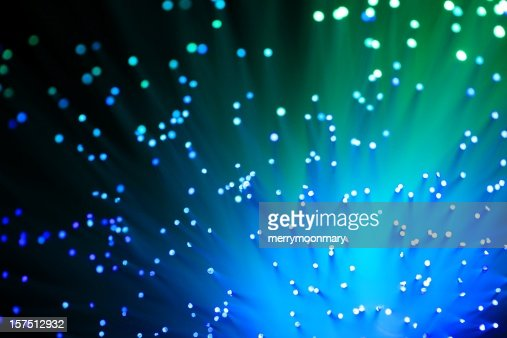 Blue Green Fireworks Stock Photo | Getty Images