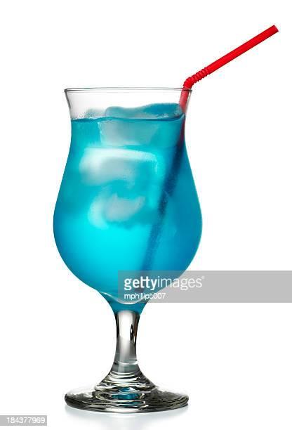 Blue Hawaiian Coctail