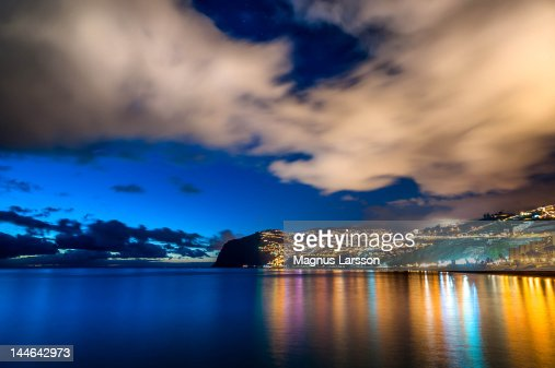 Blue Hour Funchal