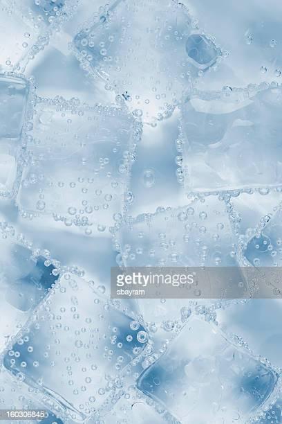 青氷の背景