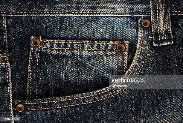Blue Jeans poche
