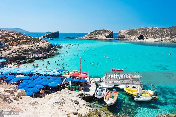 Blue Lagoon Camino Island Malta