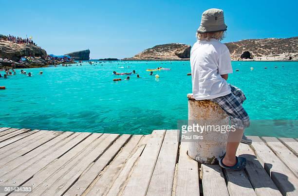 Blue Lagoon, Camino Island, Malta
