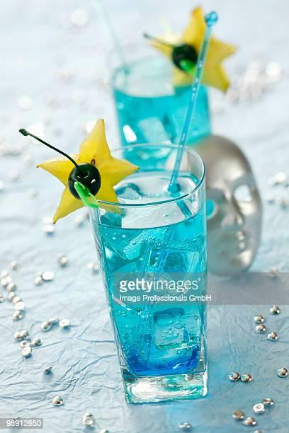 Blue lagoon, close-up