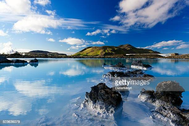 Blue Lagoon in Island