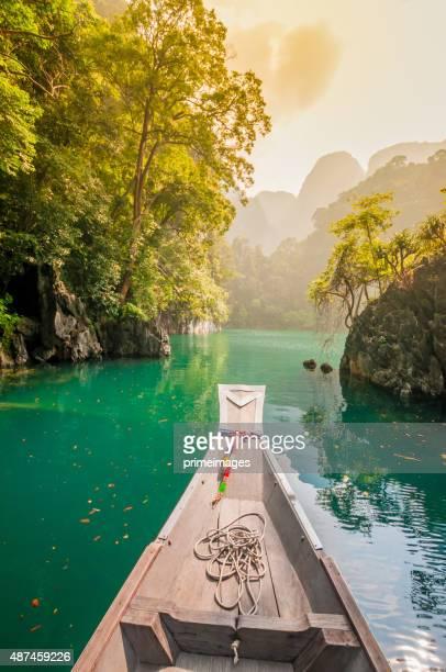 Blu lago Chiewlarn Surat Thani Tailandia