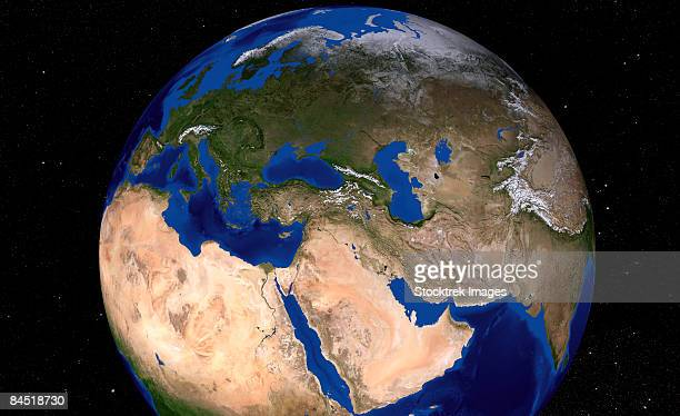 Blue Marble Next Generation Seasonal Landcover.