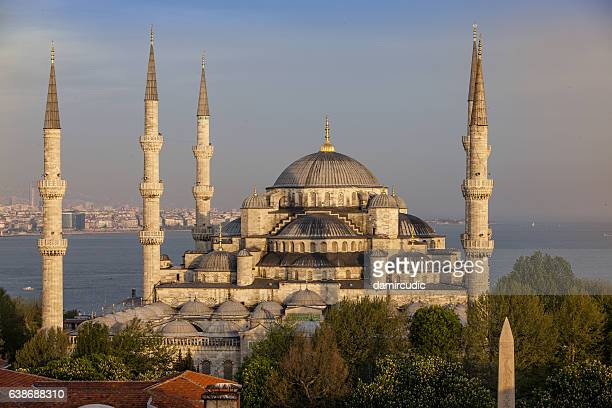 Blue Mosque in Istanbul, Turke