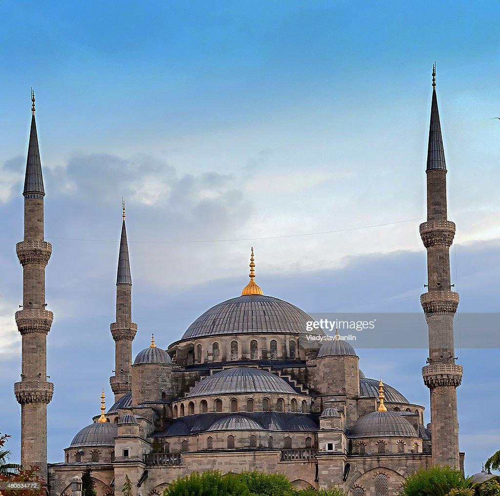ブルーモスクやイスタンブール,トルコ : ストックフォト
