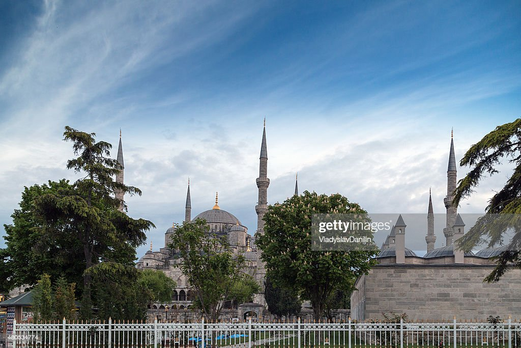 Blue Mosque, Istanbul, Turkey : Stock Photo