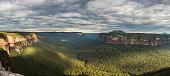 Blue Mountains Australia Valley