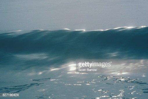 Blue ocean : Stock-Foto
