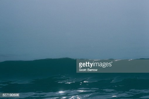Blue ocean : Stock Photo
