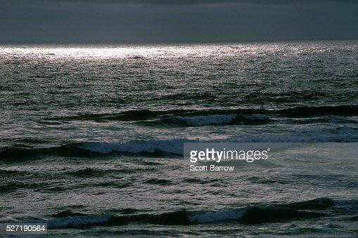 Blue ocean : Stockfoto