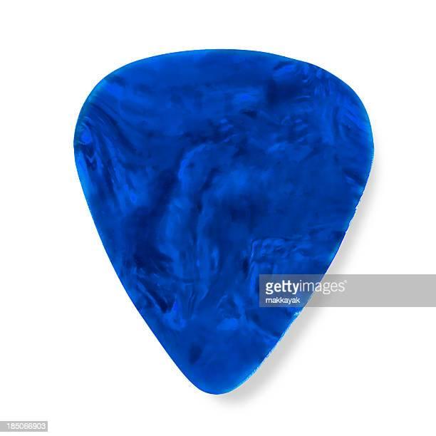 Blue Plectrum