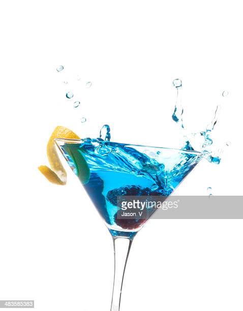 Blue Raspberry Splash