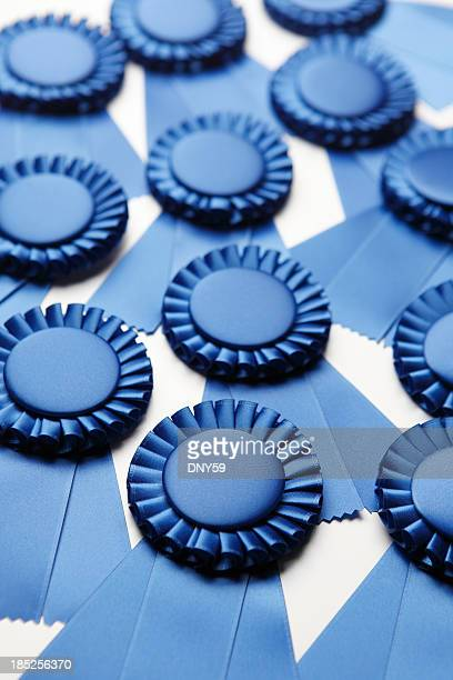 Nastri di blu