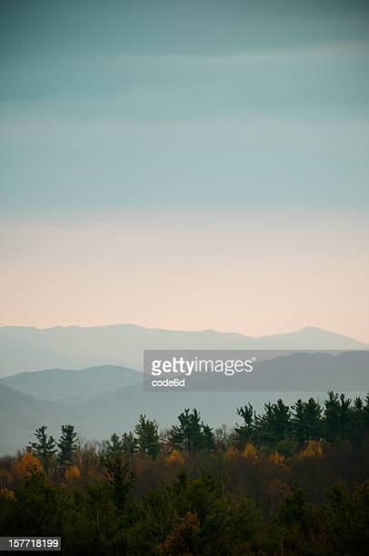 Blue Ridge Mountains, Virginia, USA