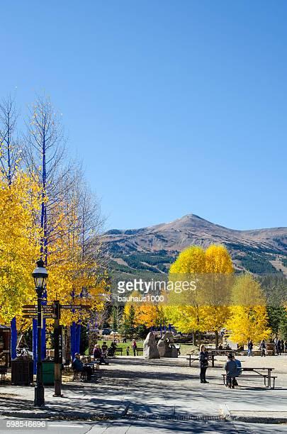 Blue River Plaza: Breckenridge, Colorado