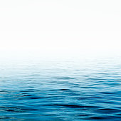 Water background Blue sea water surface Water, Ocean, Wave. Close up Nature background. Soft focus