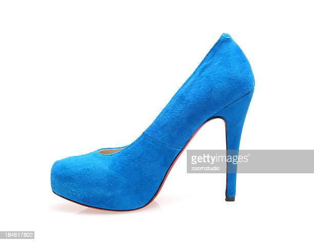 Chaussures Blue