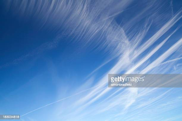 Blue Sky And Cirrus